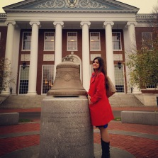 At the Harvard Business School